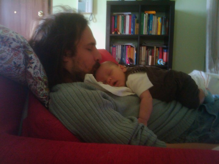 papà e Simone