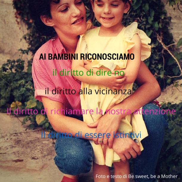 Io con la mia mamma
